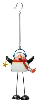 Fountasia Twinkle Toes Penguin Spring Decoration