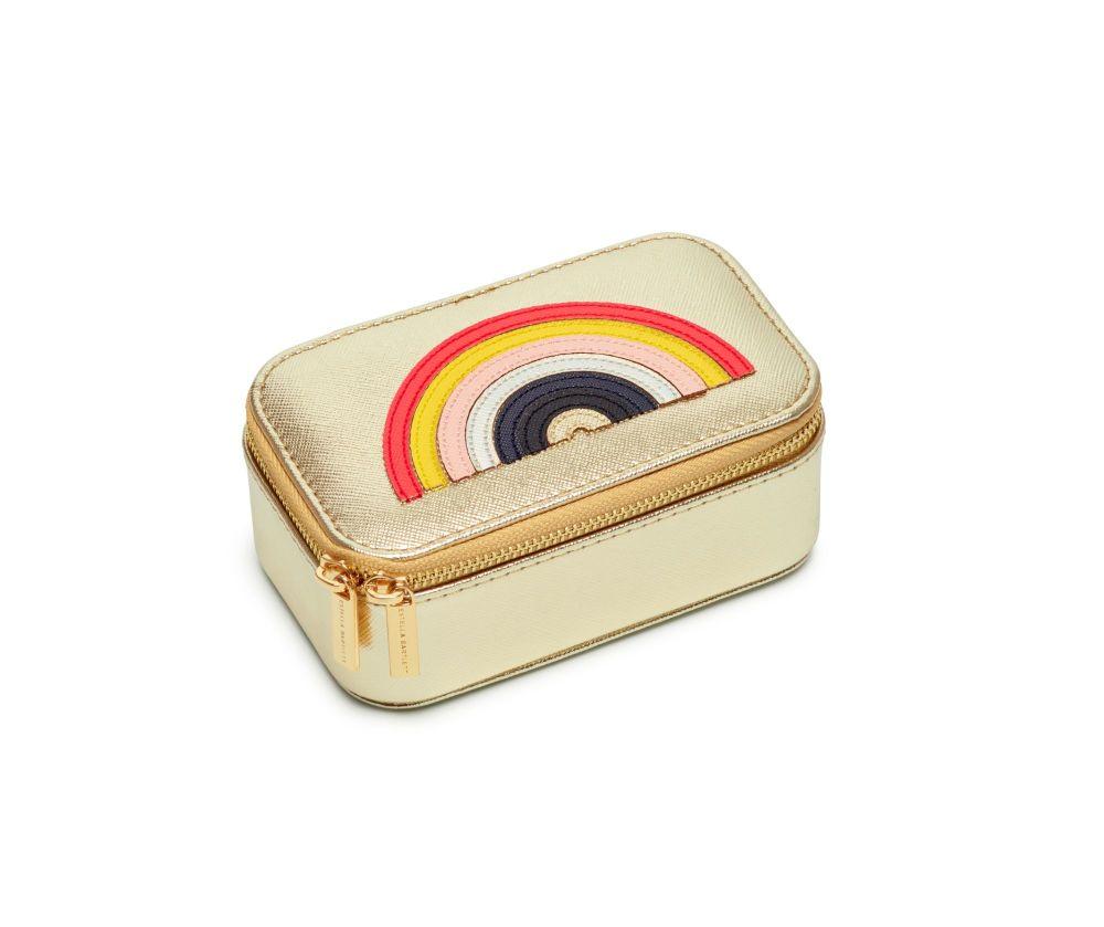 Estella Bartlett Applique Rainbow Jewellery Box