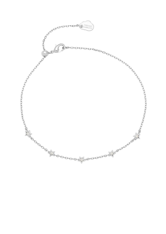 Estella Bartlett Silver Constellation Bracelet