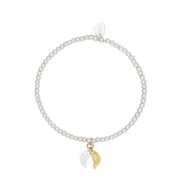 Estella Bartlett Sienna Angel Wings Bracelet