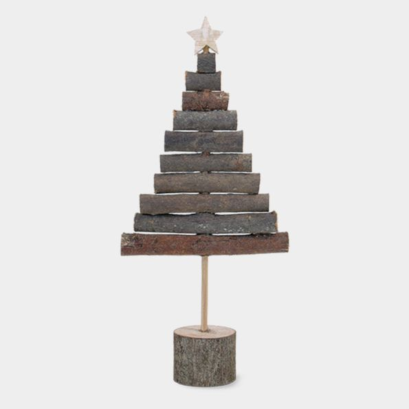 East of India Standing Stick Christmas Tree - Large