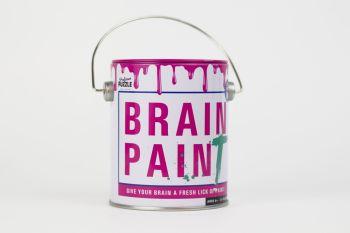 Professor Puzzle Brain Paint Game