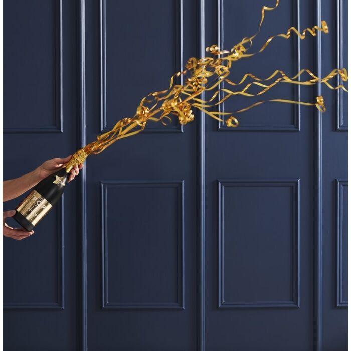 Ginger Ray Champagne Bottle Streamer Cannon