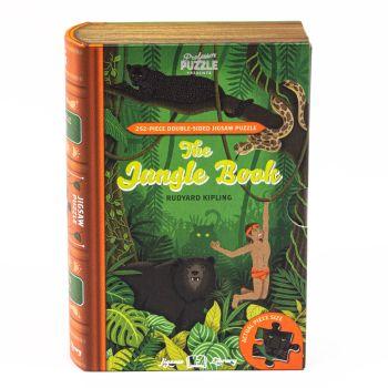 Professor Puzzle Jigsaw Library - Jungle Book