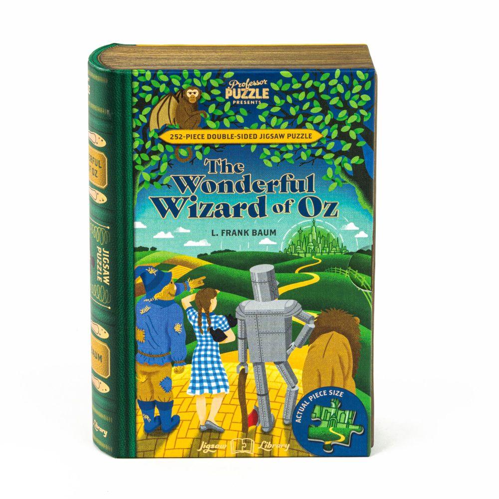 Professor Puzzle Jigsaw Library - The Wonderful Wizard of Oz