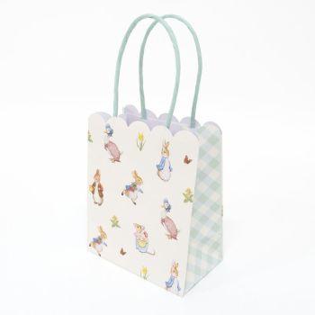 Meri Meri Peter Rabbit & Friends Party Bags - Pack of 8