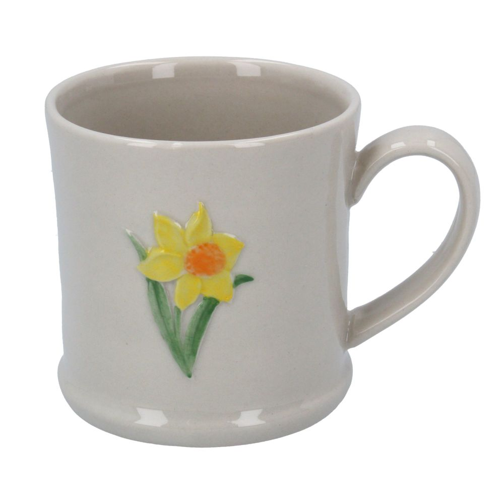 Gisela Graham Mini Ceramic Daffodil Cup