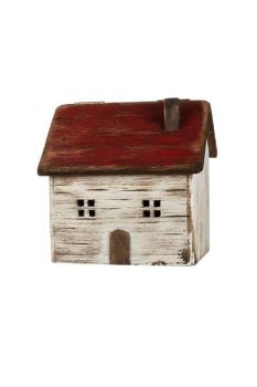 Wooden Cottage Box