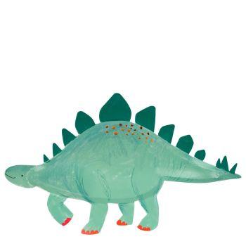 Meri Meri Dinosaur Kingdom Stegosaurus Platters