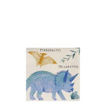Meri Meri Dinosaur Kingdom Napkins - Pack of 16