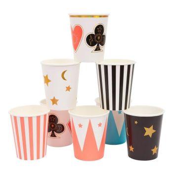 Meri Meri Magic Party Cups