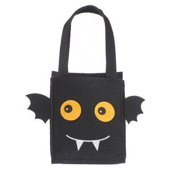 Black Halloween Bat Bag