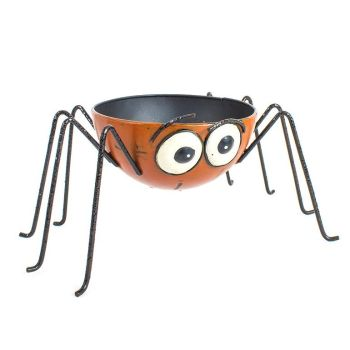 Metal Spider Bowl