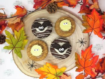 Spooky Stuffed Cookie Medley -  Box of 4
