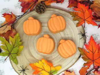 Pumpkin Patch Caramel Brownies - Box of 4