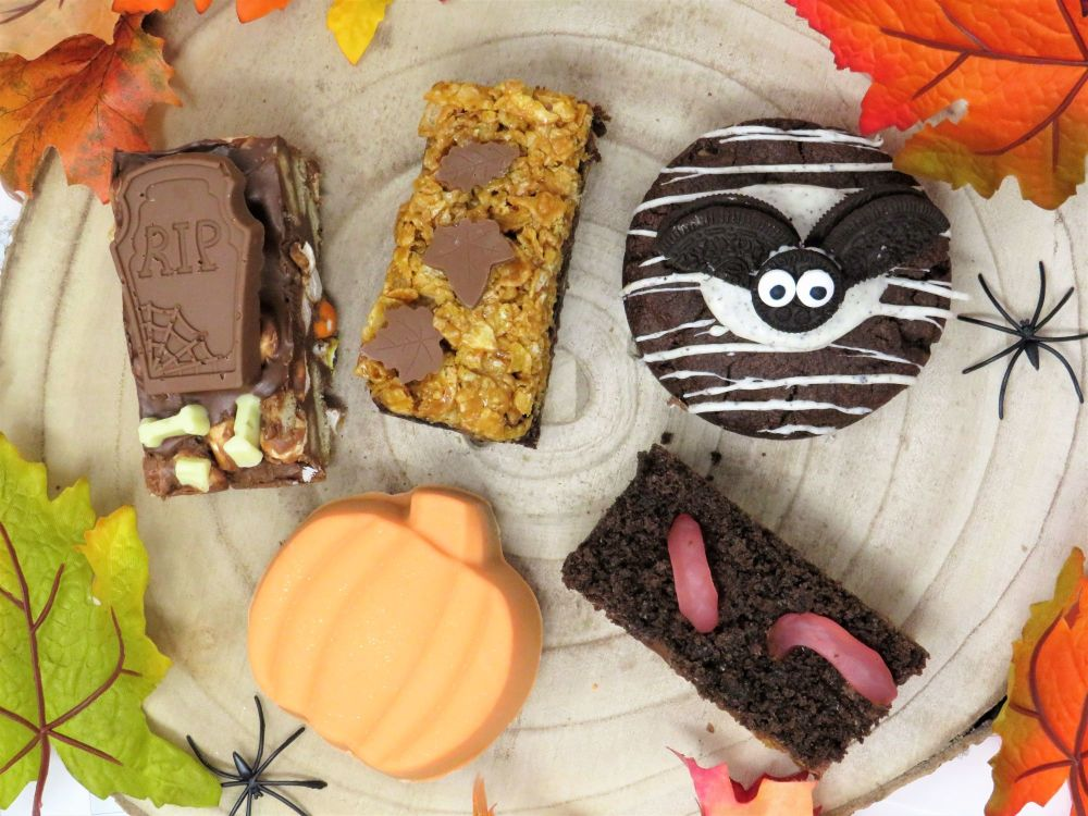Halloween Bakes Medley Box