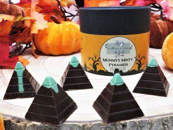 Mummy's Minty Pyramids