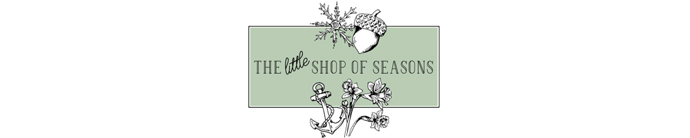 The Little Shop of Seasons, site logo.