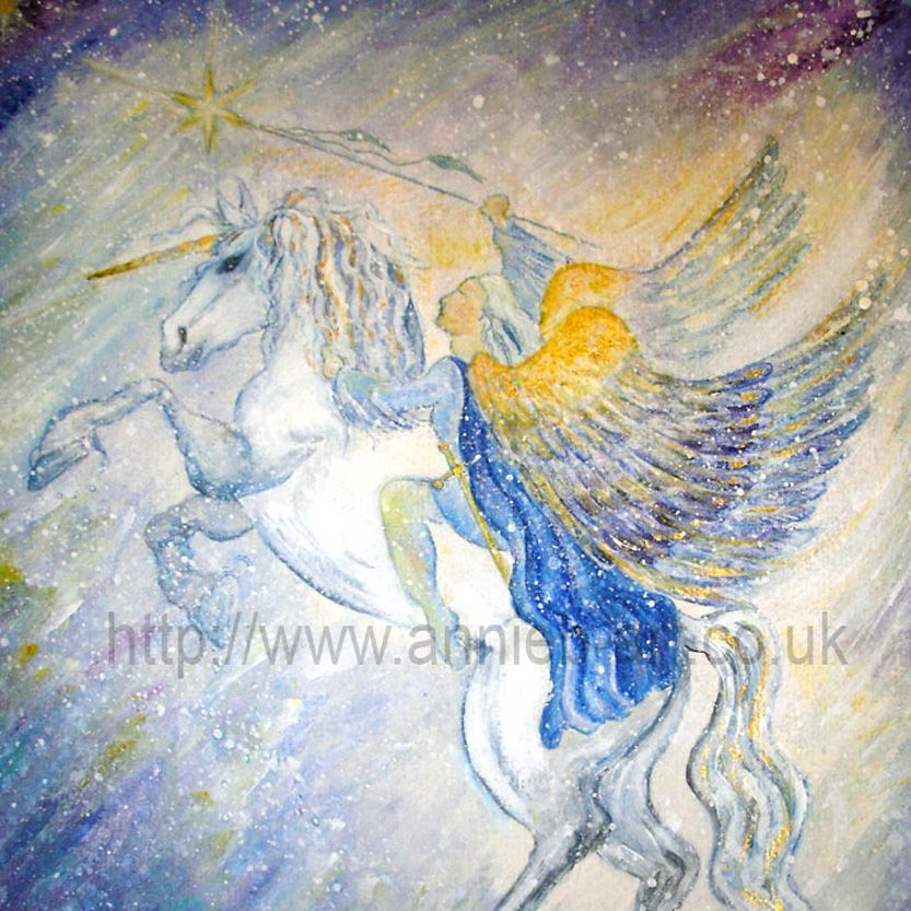 <!-- 007 -->Angels &amp; Unicorns