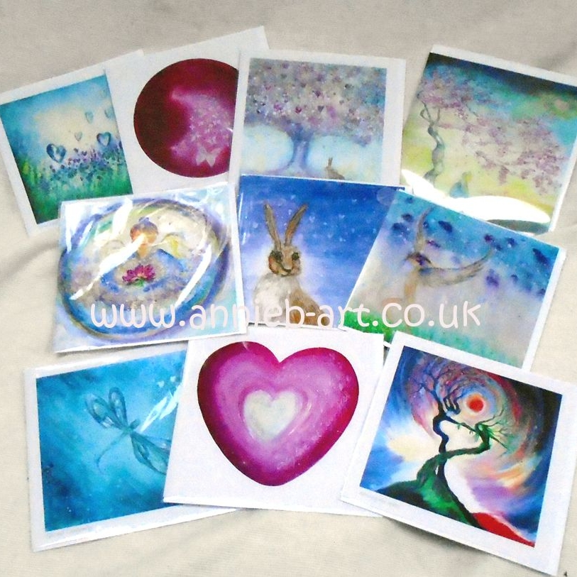 Card packs & Christmas cards