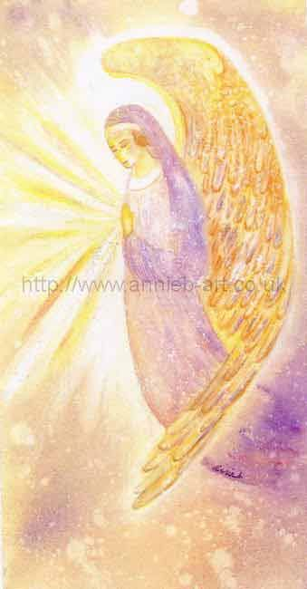'Angel blessings'