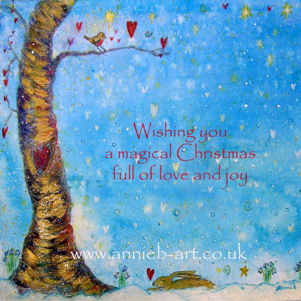Inspirational Christmas Cards