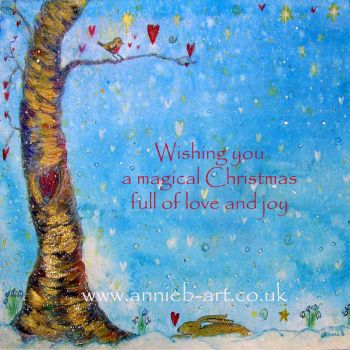 Wishing you a wonderful Christmas full of joy and love