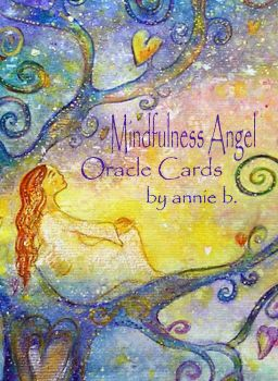 Mindfulness Angel Oracle Cards by annie b.