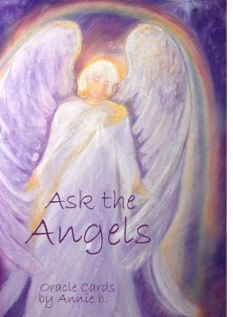 Ask the Angels Oracle cards by annie b.