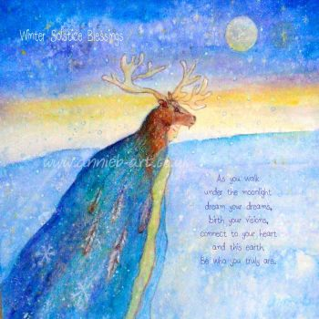 Winter Solstice Blessings