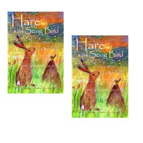 Hare and the Song Bird, book x2 book deal