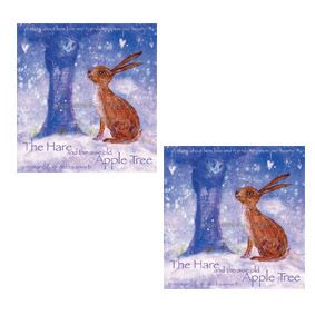 The Hare and the wise old Apple Tree- TWO book deal