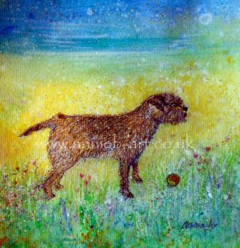 Pet paintings for you