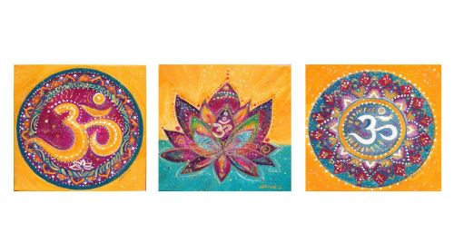 'Sacred Aum' collection