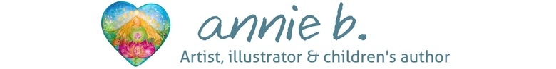 annie b., site logo.