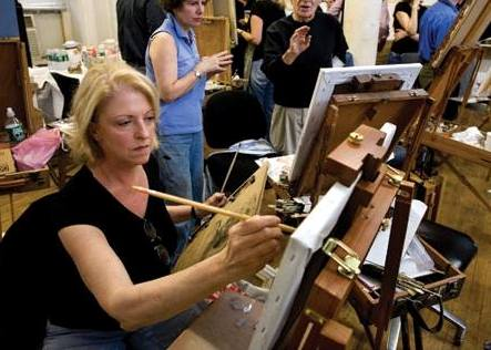 6.  Drawing and Painting CLASSES: Jan-Mar 2020