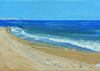 Crashing Waves - Benalmedena - PRINT