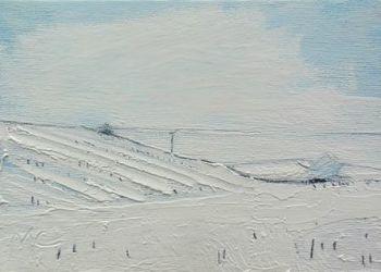 Winter Fields - PRINT