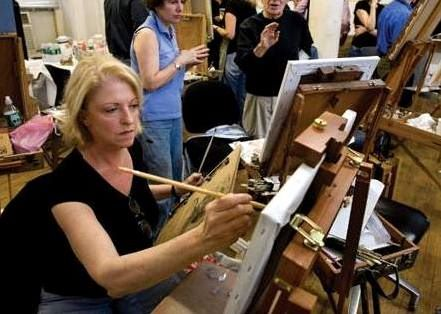 8.  Drawing and Painting CLASSES: Sept-Dec 2020