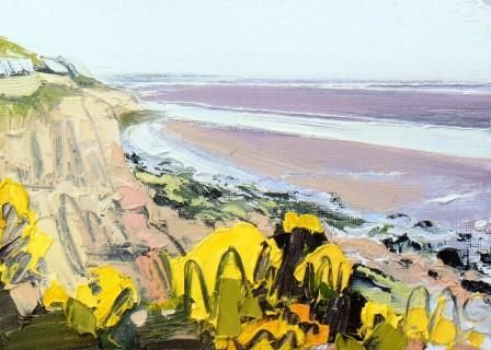 Cliff Edges and Gorse III - PRINT