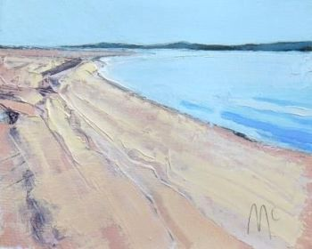 Open Sands and Blue Water II - PRINT
