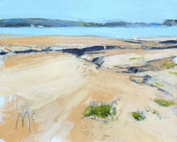 Estuary and Sands - PRINT