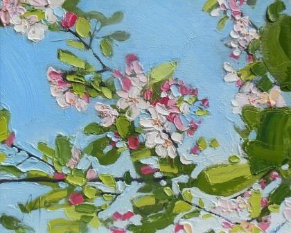 Blossoms I - PRINT