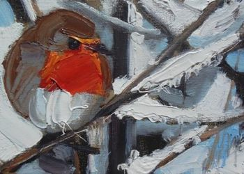 Robin I - PRINT