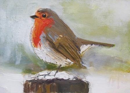Robin V - PRINT