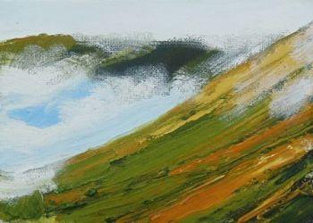 Mist Clearing - Kentmere - PRINT