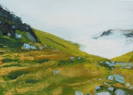 Morning Mist in the Valley - Kentmere - PRINT