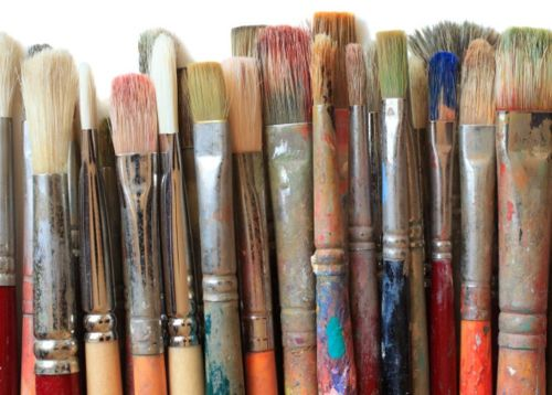 4: Drawing and Painting (X1 FULL DAY 1-2-1 studio session)