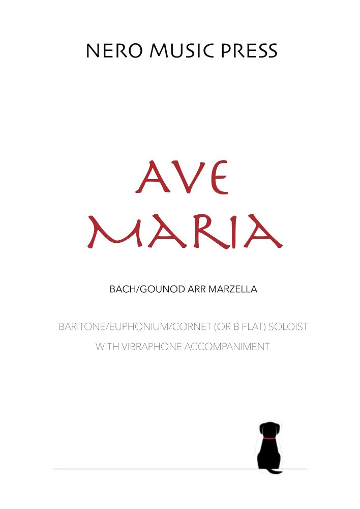 Ave Maria (Solo with Vibraphone)