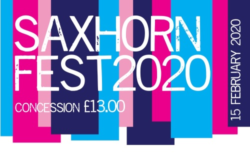 Saxhorn Fest Ticket - Concession